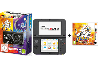 NINTENDO New 3DS XL Limited Edition + Pokémon Sun