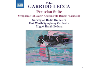 Norwegian Radio Orchestra, Fort Worth Symphony Orchestra - Peruvian Suite/Symphonic Tableaux/+ - (CD)