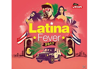 VARIOUS - Latina Fever 2017 - (CD)
