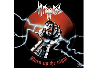 Kryptos - Burn Up The Night (Lim.Gtf.Vinyl) - (Vinyl)