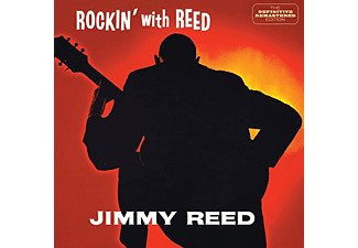 Jimmy Reed - Rockin' with Reed (HQ) (Vinyl LP (nagylemez))
