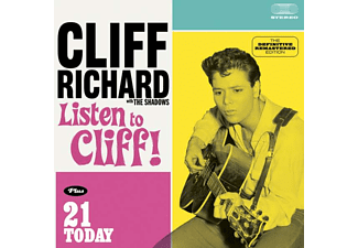 Cliff Richard & The Shadows - Listen To Cliff/21 Today (CD)