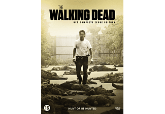 The Walking Dead - Seizoen 6 - Blu-ray