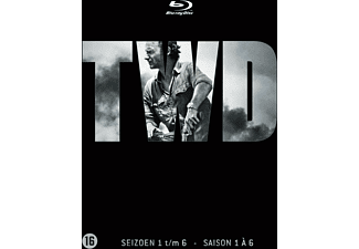 The Walking Dead Saisons 1 - 6 Blu-ray