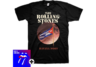 The Rolling Stones - Blue & Lonesome + T-shirt | CD