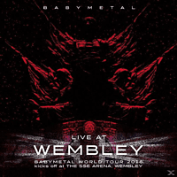 Babymetal - Live At Wembley [CD]
