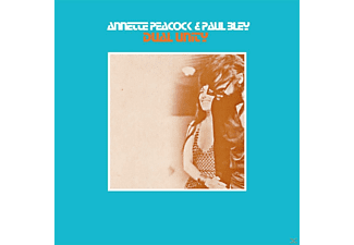 Bley, Paul / Peacock, Annette - Dual Unity - (CD)
