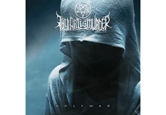 Thy Art Is Murder - Holy War (White) - (Vinyl)