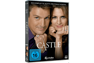 Castle - Staffel 8 [DVD]