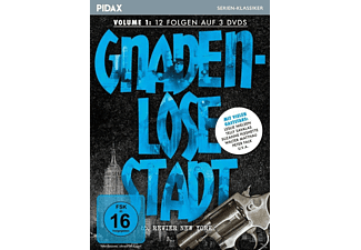 Gnadenlose Stadt - 65. Revier New York, Vol. 1 - (DVD)