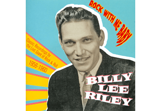 Billy Lee Riley - Rock with Me Baby (1956-1960) (CD)