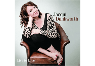 Jacqui Dankworth - Live To Love - (CD)