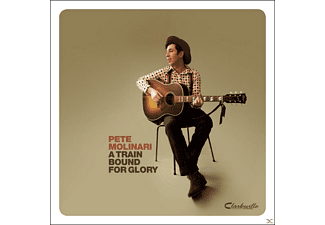 Pete Molinari - A Train Bound For Glory - (CD)