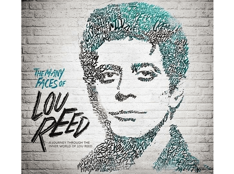 Lou Reed, VARIOUS - Many Faces Of Lou Reed [CD]