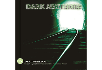 SOULFOOD MUSIC DISTRIBUTION Dark Mysteries-Der Todeszug Folge 15