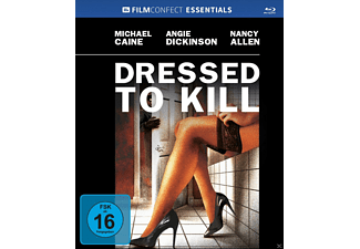 Dressed To Kill (Mediabook) - (Blu-ray)