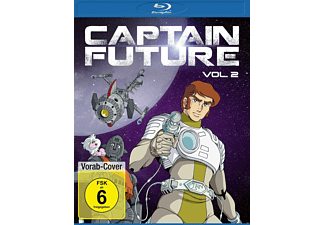 Captain Future Vol. 2 - (Blu-ray)