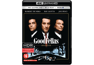 Goodfellas Blu-ray 4K HDR