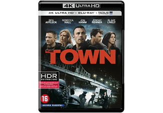 The Town Blu-ray 4K HDR