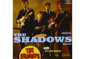 Shadows - The Shadows/Out of the Shadows (CD)