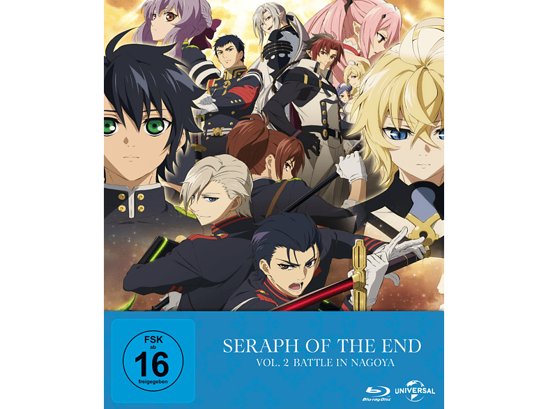 Seraph of the End Vol. 2 - Battle in Nagoya - Limited Premium Edition  [Blu-ray]