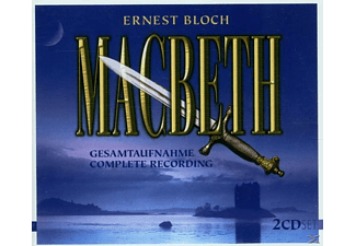 Philharmonisches Various Soloists - BLOCH: MACBETH - (CD)