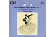 Michael Razumovsky Sinfonia & Dittrich - Selected Dances And Marches, Vol. 2 [CD]