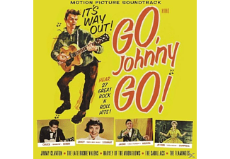 VARIOUS - Go,Johnny Go - (CD)