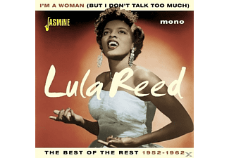 Lula Reed - I'm A Woman - (CD)
