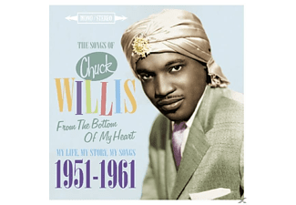 CHUCK A.O. Willis - The Songs Of - (CD)