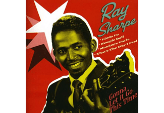 Ray Sharpe - Gonna Let It Go This Time (CD)