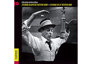 Frank Sinatra - Come Dance with Me!/Come Fly with Me (CD)