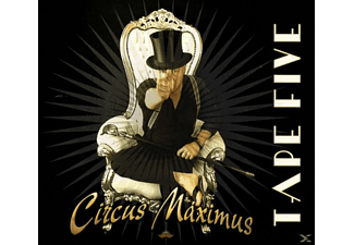 Tape Five - Circus Maximus [CD]