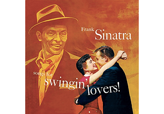 Frank Sinatra - Songs for Swingin' Lovers! (CD)