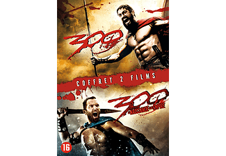 300 / 300: Rise Of An Empire DVD