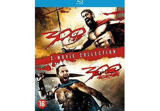 300 / 300: Rise Of An Empire Blu-ray