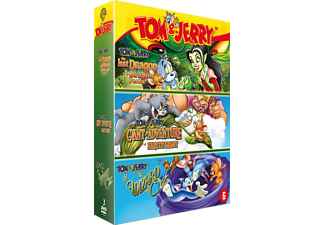 Tom & Jerry Set DVD