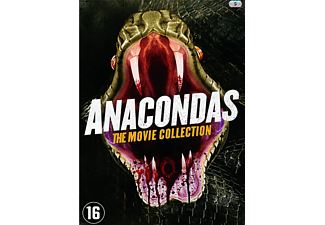 Anaconda Box DVD