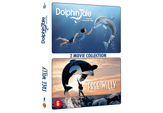 Dolphin Tale + Free Willy DVD