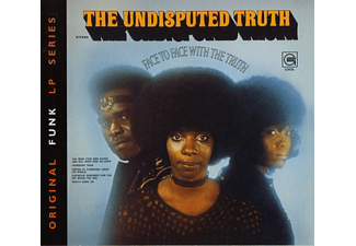 The Undisputed Truth - Face to Face with the Truth (CD)