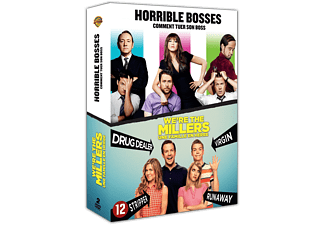 We're the Millers + Horrible Bosses DVD