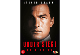 Under Siege Collection DVD