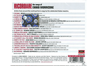 OST/VARIOUS - Ricordare-The Songs Of Ennio Morricone [CD]