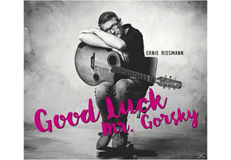 Ernie Rissmann - Good Luck Mr. Gorsky - (CD)