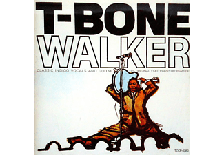 T-Bone Walker - The Great Blues Vocals and Guitar of T-Bone Walker (CD)
