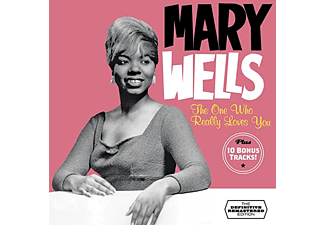 Mary Wells - The One Who Really Loves You (Vinyl LP (nagylemez))