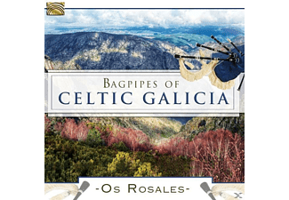 Os Rosales - Bagpipes pf Celtic Galicia - (CD)