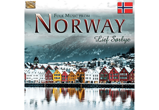 Leif Sorbye - Folk Music from Norway - (CD)