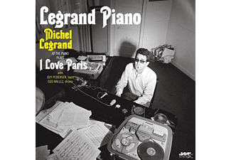 Michel Legrand - Legrand Piano (Ltd.Edt 180g Vinyl) - (Vinyl)