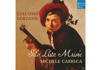 Michele Carreca - Music for Lute - (CD)